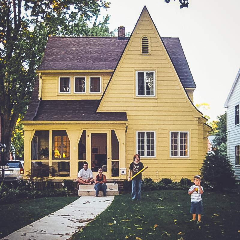 Yellow House Yellow House